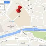 آدرس دفتر هیأت ورزش های رزمی استان با نقشه گوگل